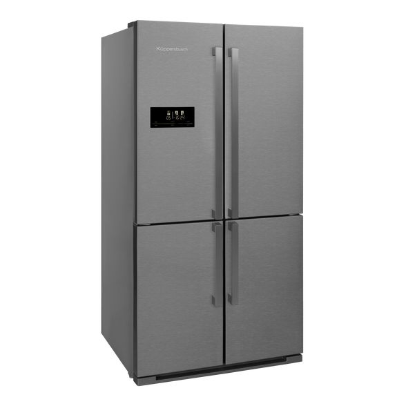View 1 of refrigerator FKG9700.0E Stainless Steel by Kúppersbusch