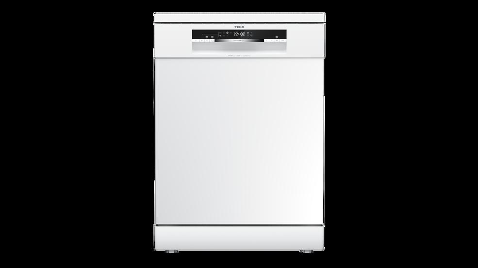 Imagen 1 de lavavajillas DFS 46750 Blanco de Teka