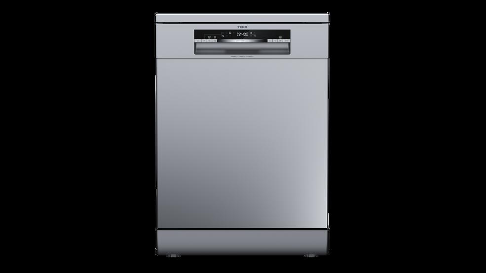 Imagen 1 de lavavajillas DFS 46750 Acero inoxidable de Teka