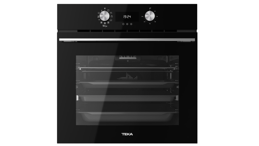 View 1 of oven AirFry HLB 8416 Black Glass by Teka