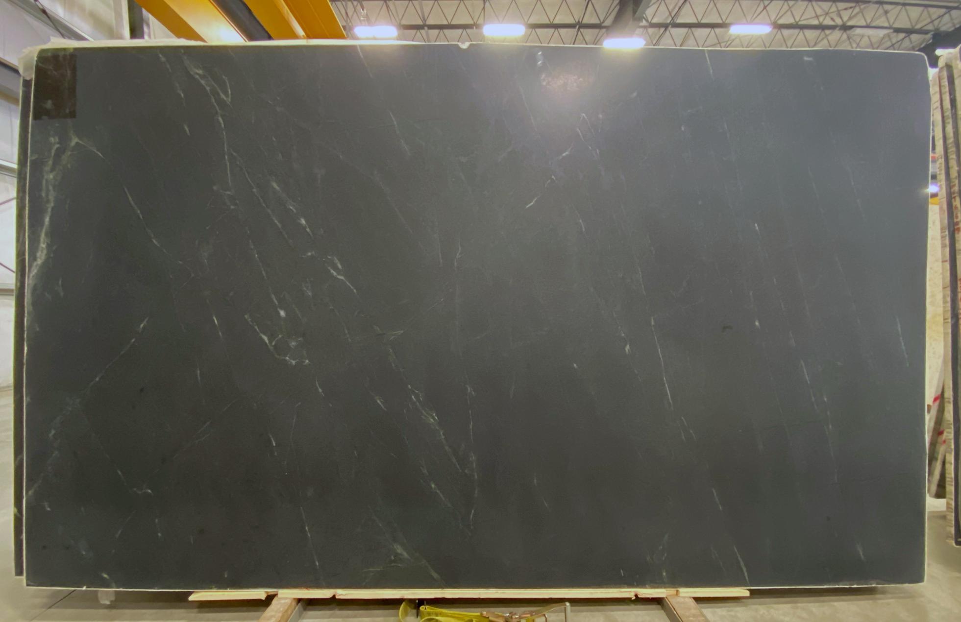 Dark Soapstone (H) 1-1/4'' Size: 127''x76'' Lot: 21073