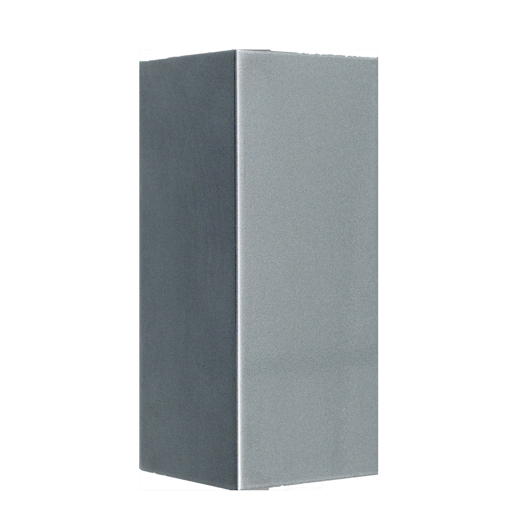 Metal Square Wall Light