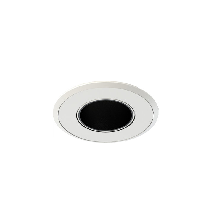 Halogen Upgrade Downlight Accessory White