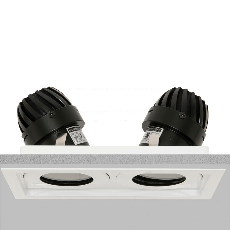 Square Double 50 Trim IP Downlight