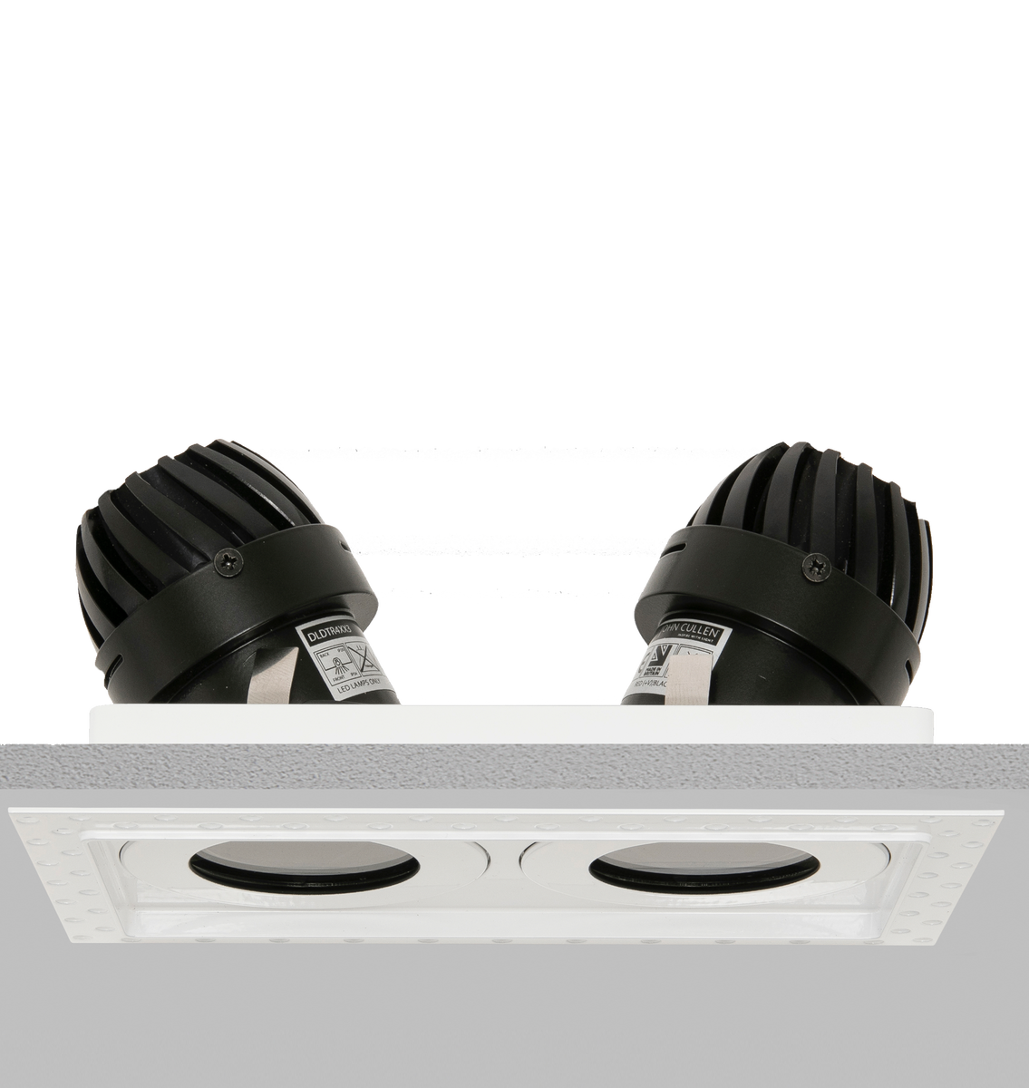 Square Double 50 IP Downlight main image