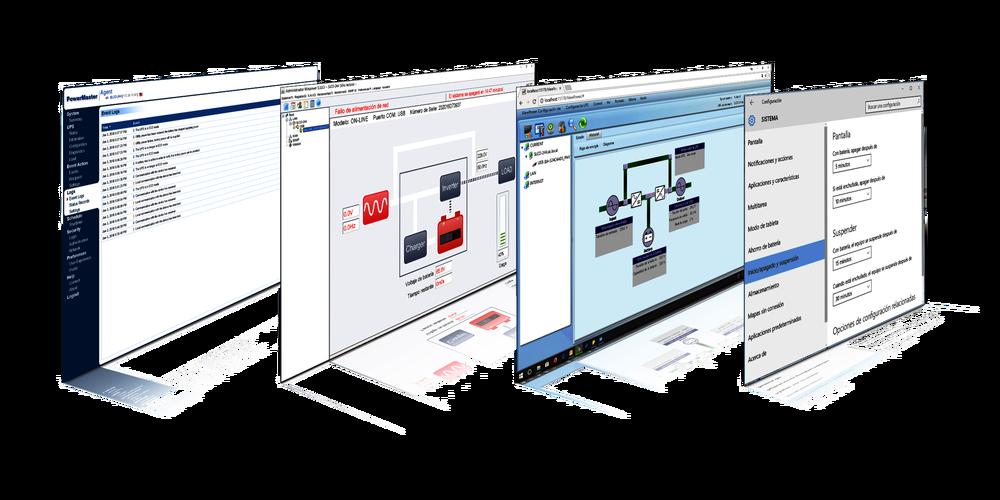 UPS Software & accessories