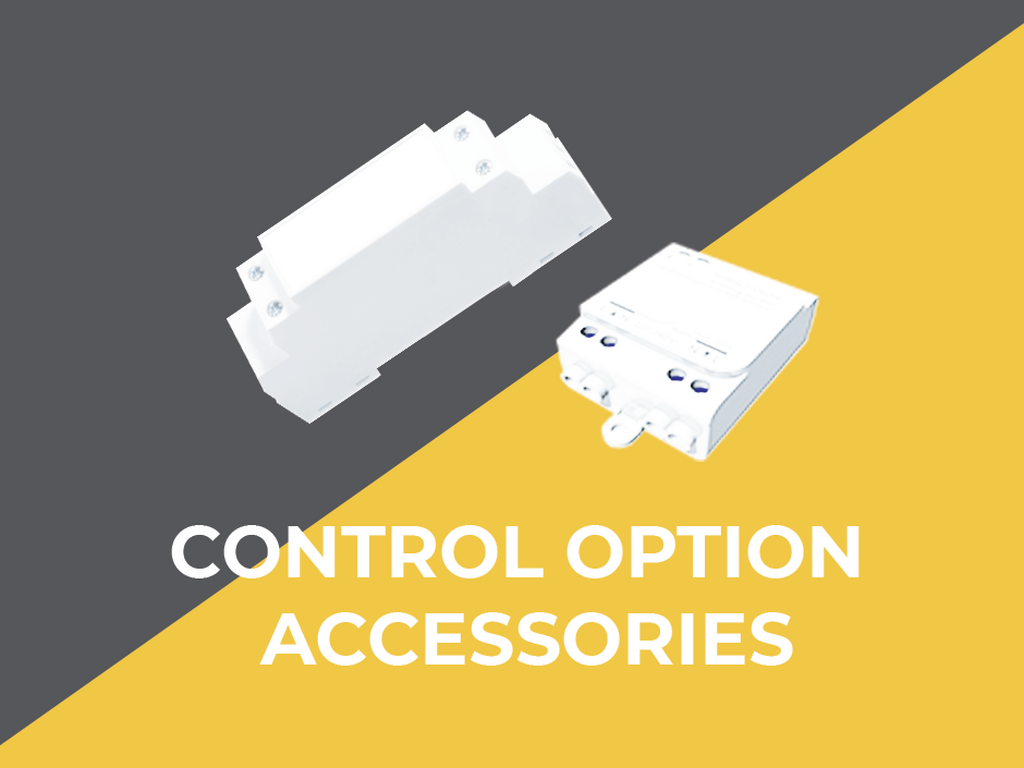 Control option accessories