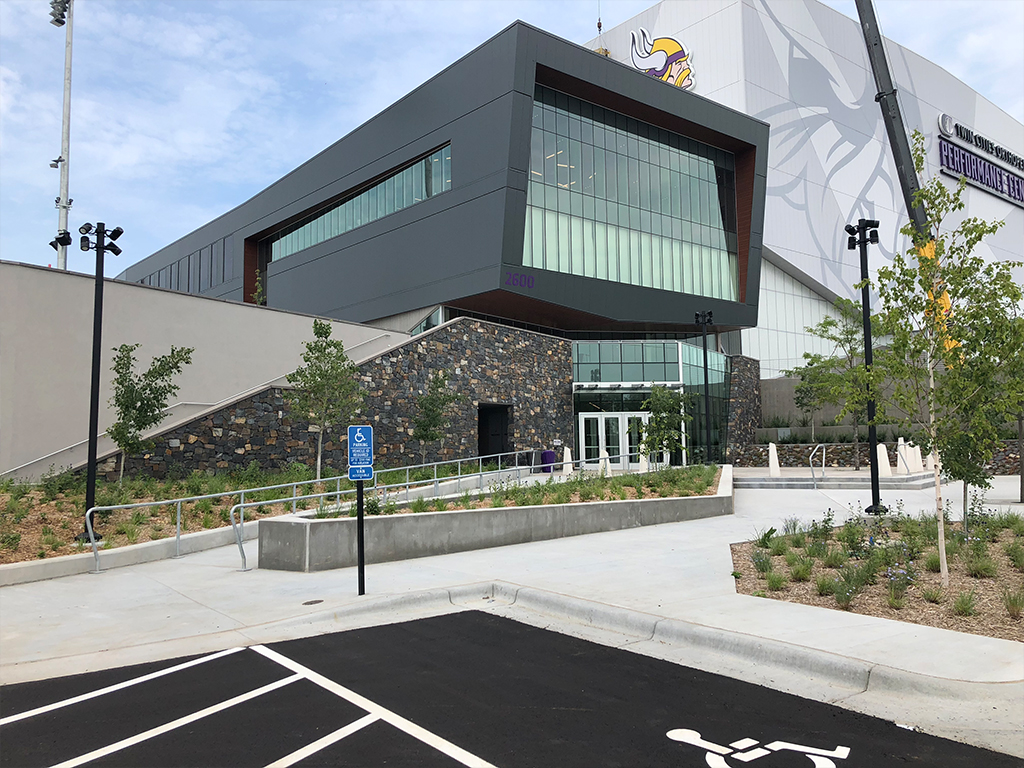Minnesota Viking TCO Performance Center