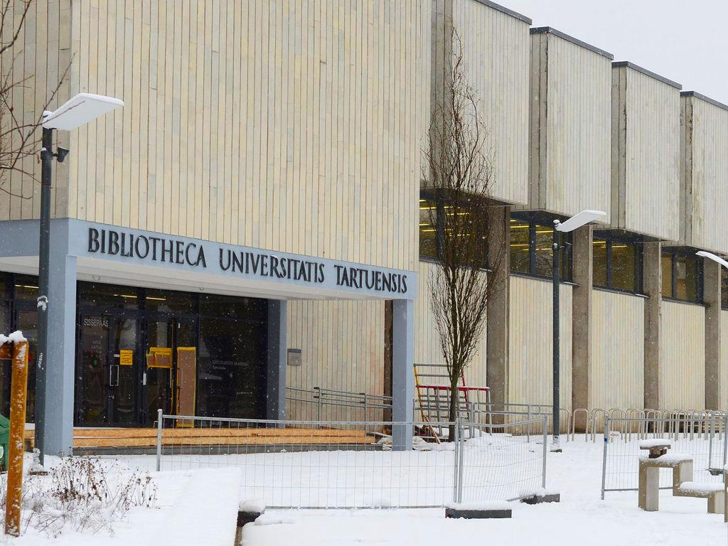 Tartu University Library