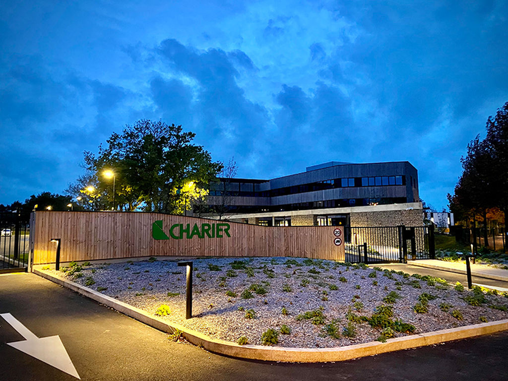 TP CHARIER head office