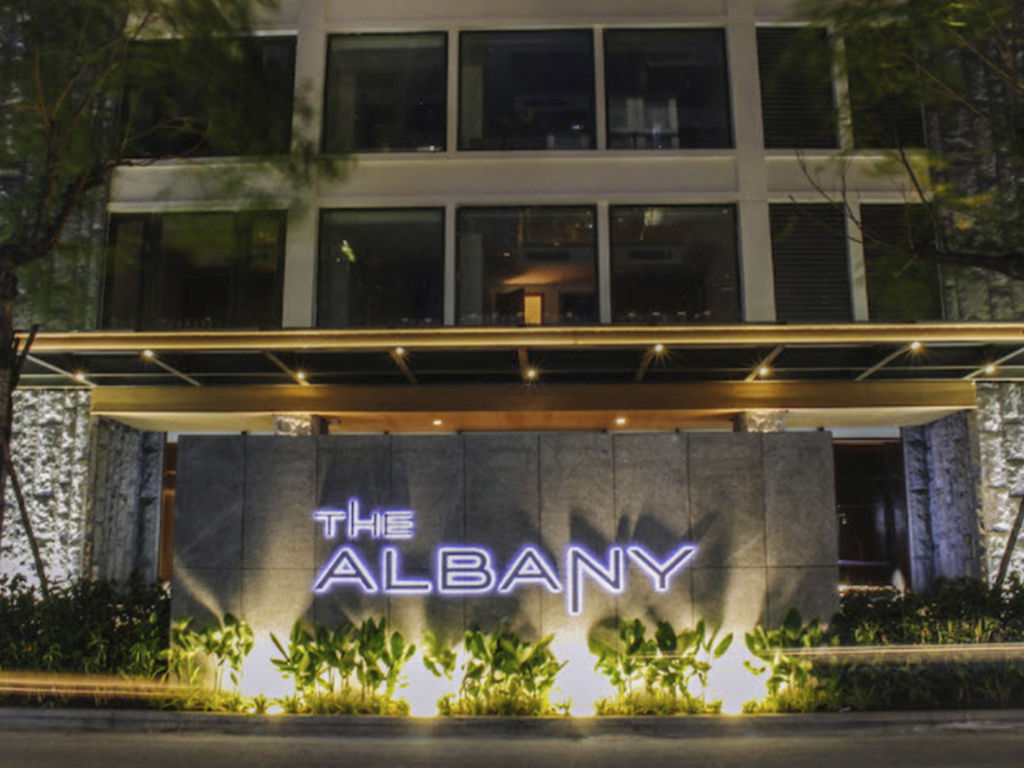The Albany – Gateway Thao Dien