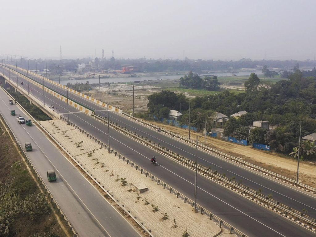 Dhaka Mawa Bhanga Expressway