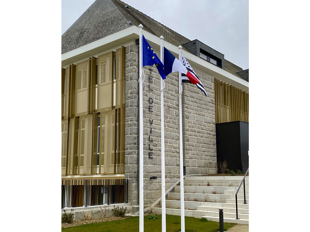 Mairie de L'Hermitage