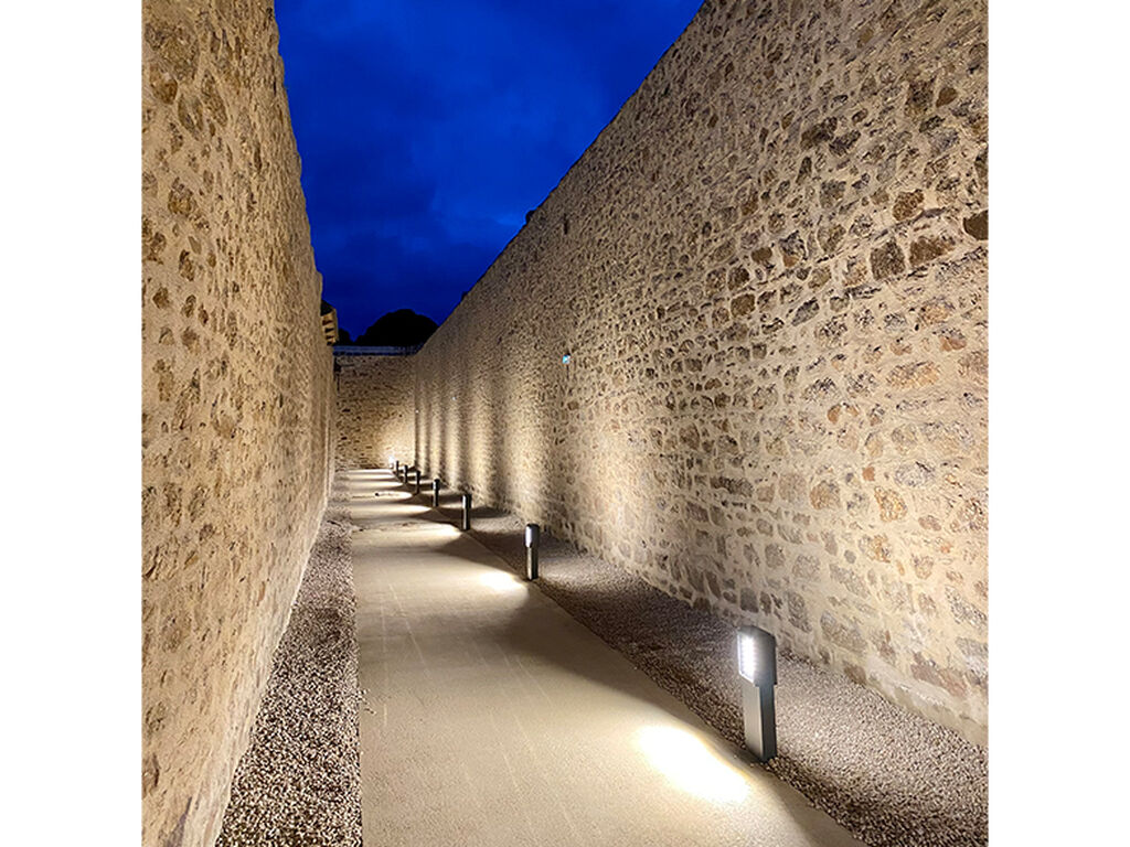 Inseac Guingamp (old city jail)