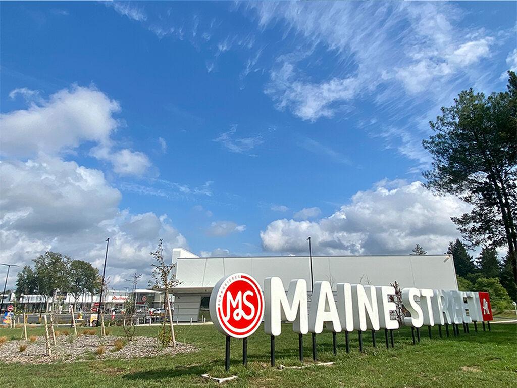 Centre Commercial Maine-Street Le Mans