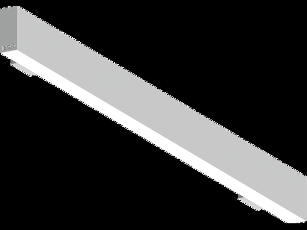 Surface wall luminaires