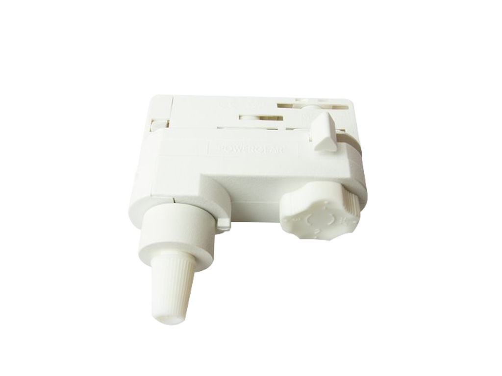 3 phase  pendant adapter (White)