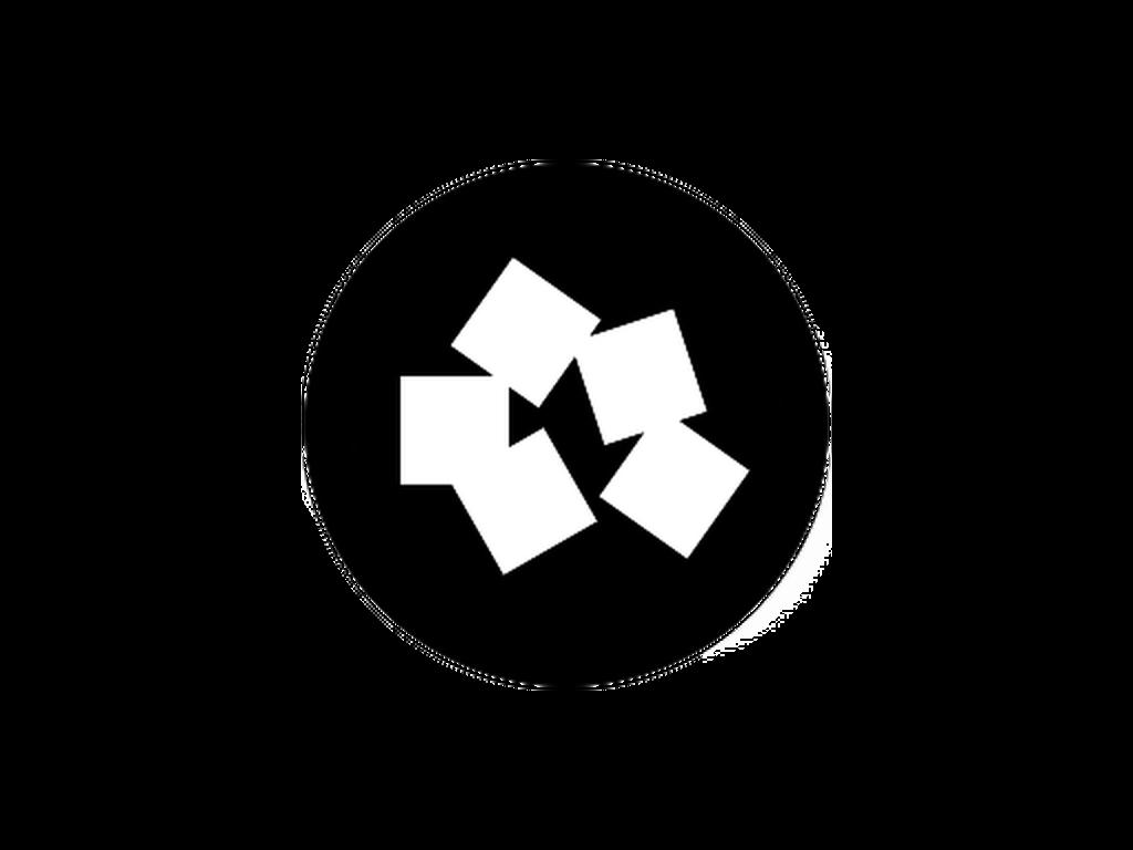CUSTOM - Black & White - Glass gobo - E Size