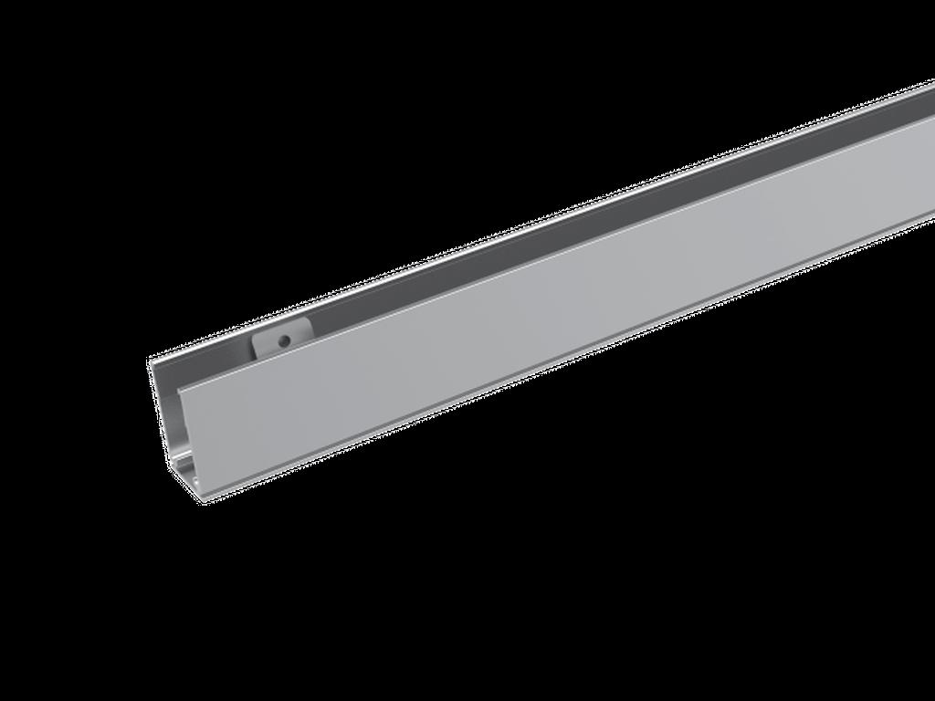 Self locking aluminium profile 2 m