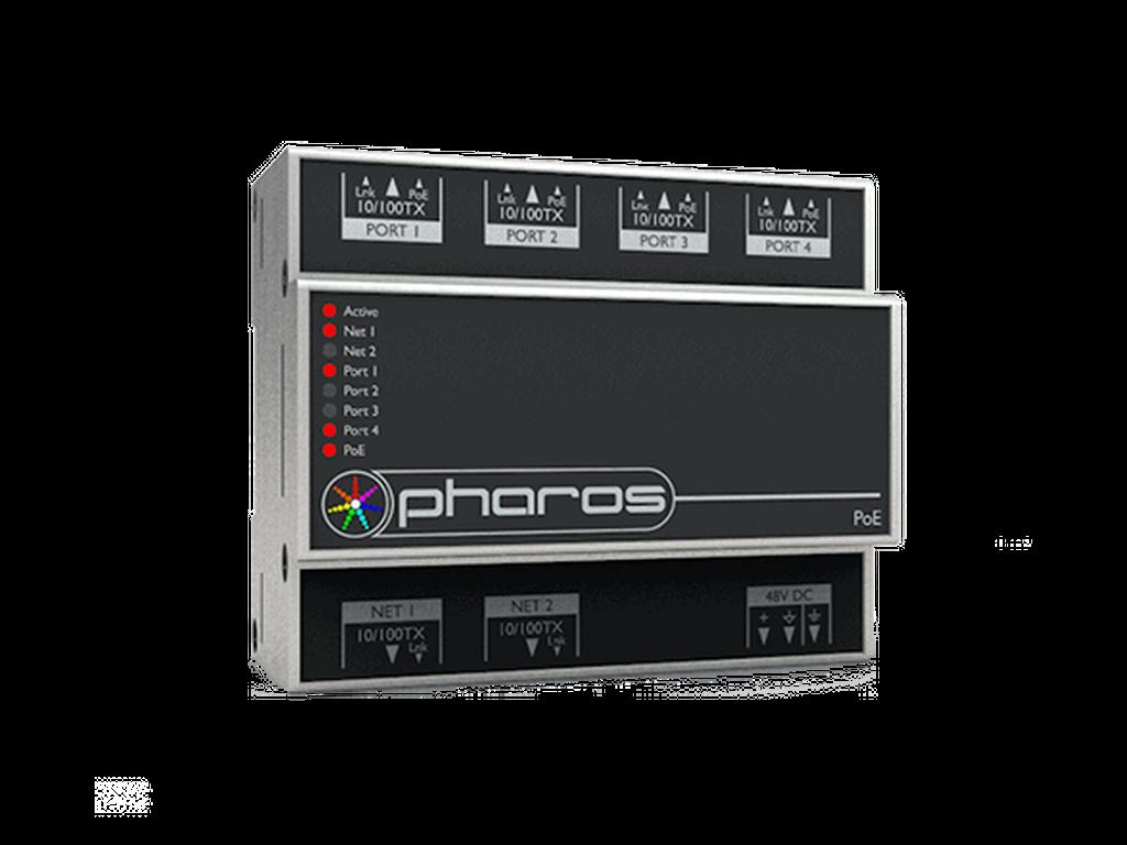 Pharos - POE connect