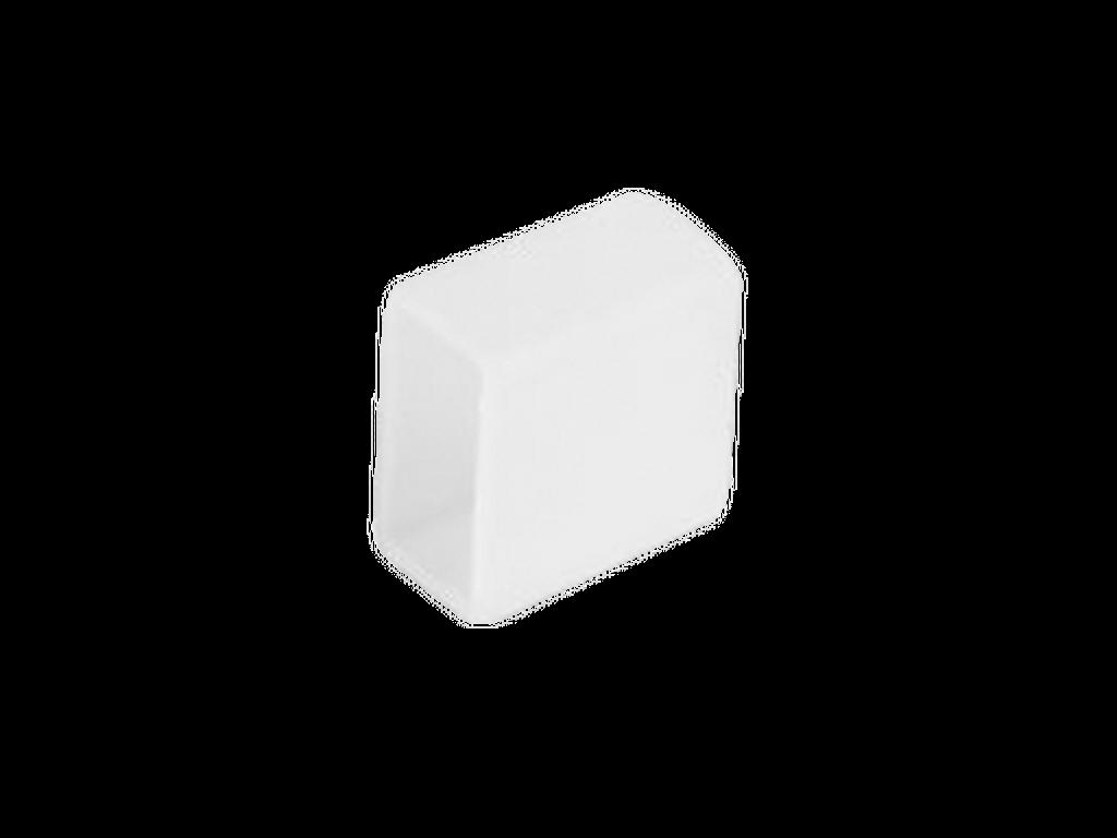 Connector silicone - End cap