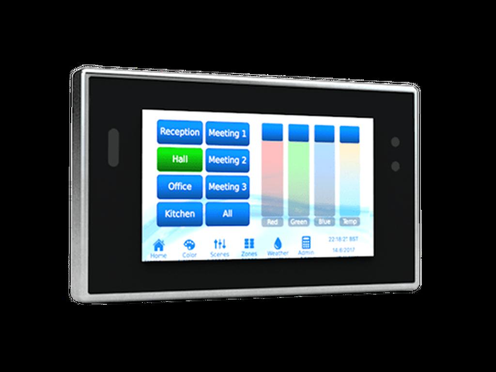 Pharos - TPS Touch Panel Station