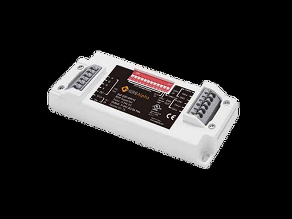 Dimmer DMX - IP20 - Constant voltage - 4 Channels