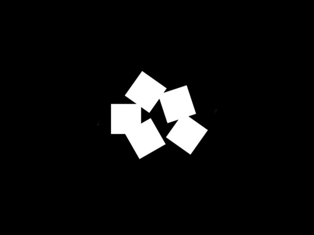 CUSTOM - Black & White - Glass gobo - M Size