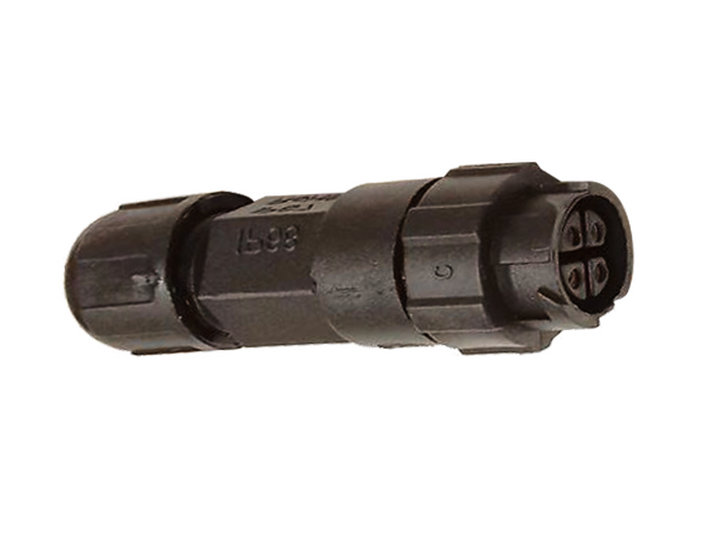 Connector - 4 Pin Female - For signal