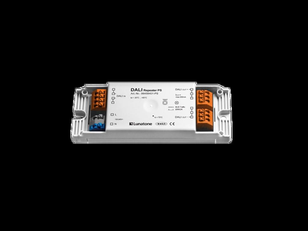 Lunatone - DALI Repeater PS - 200mA - Remote ceiling