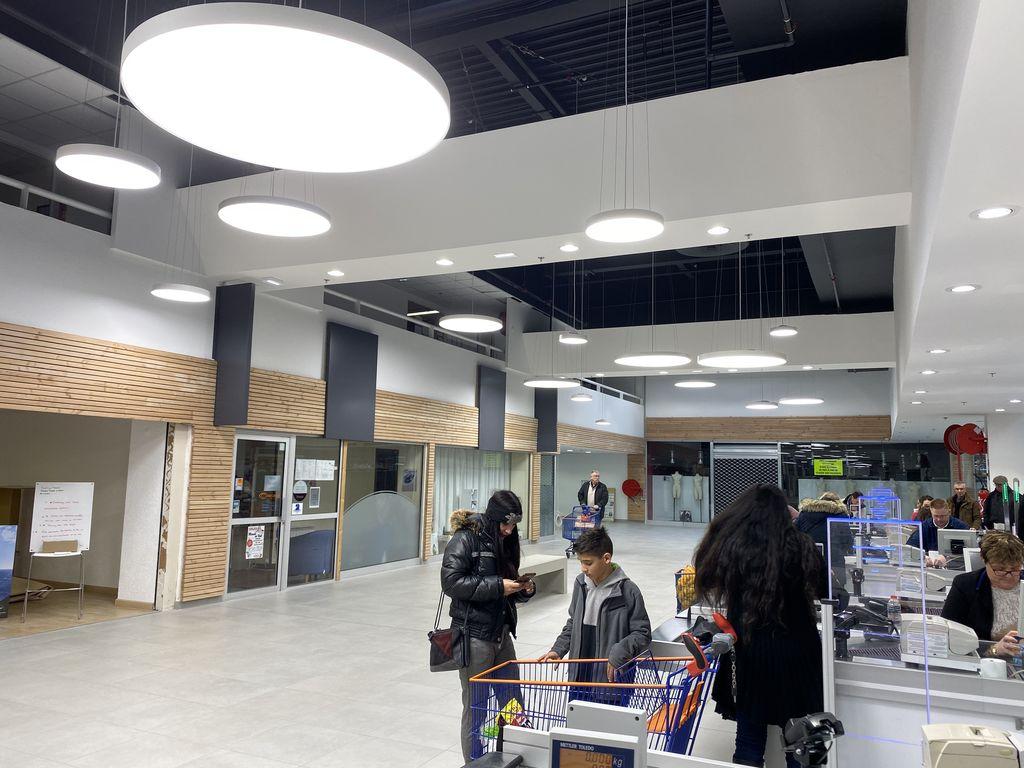 Centre Commercial Leclerc Orleix