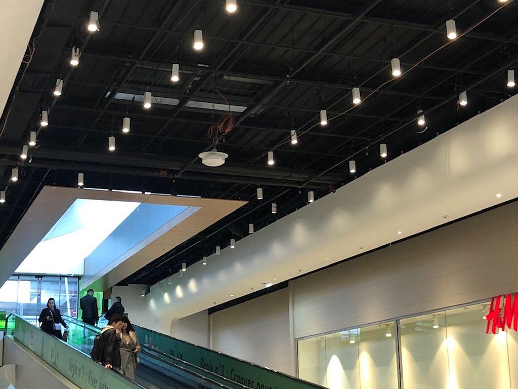 gallerie centre commercial leclerc