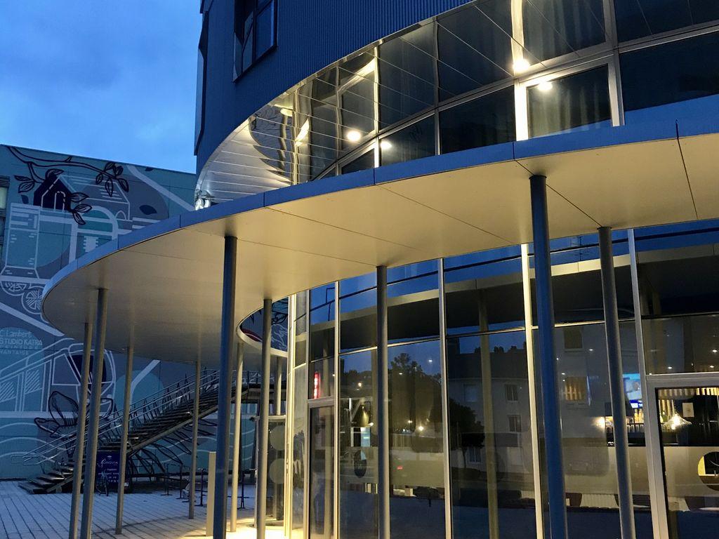 Quatuor Tower Hotel Novotel