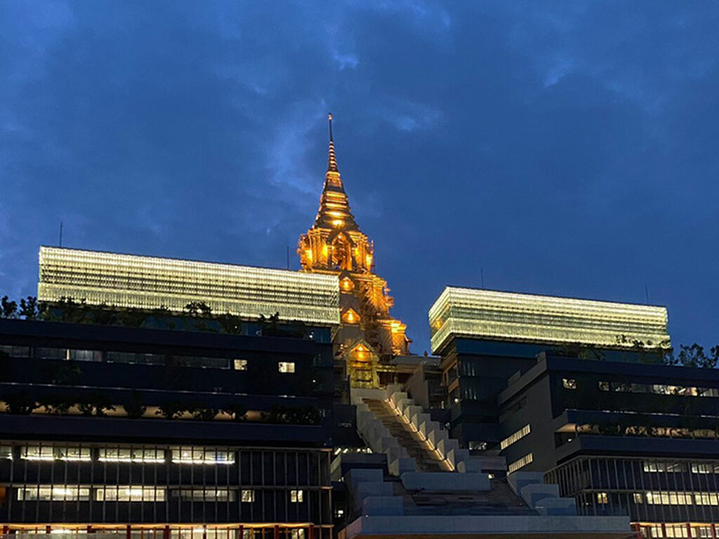 The Thai Parliament