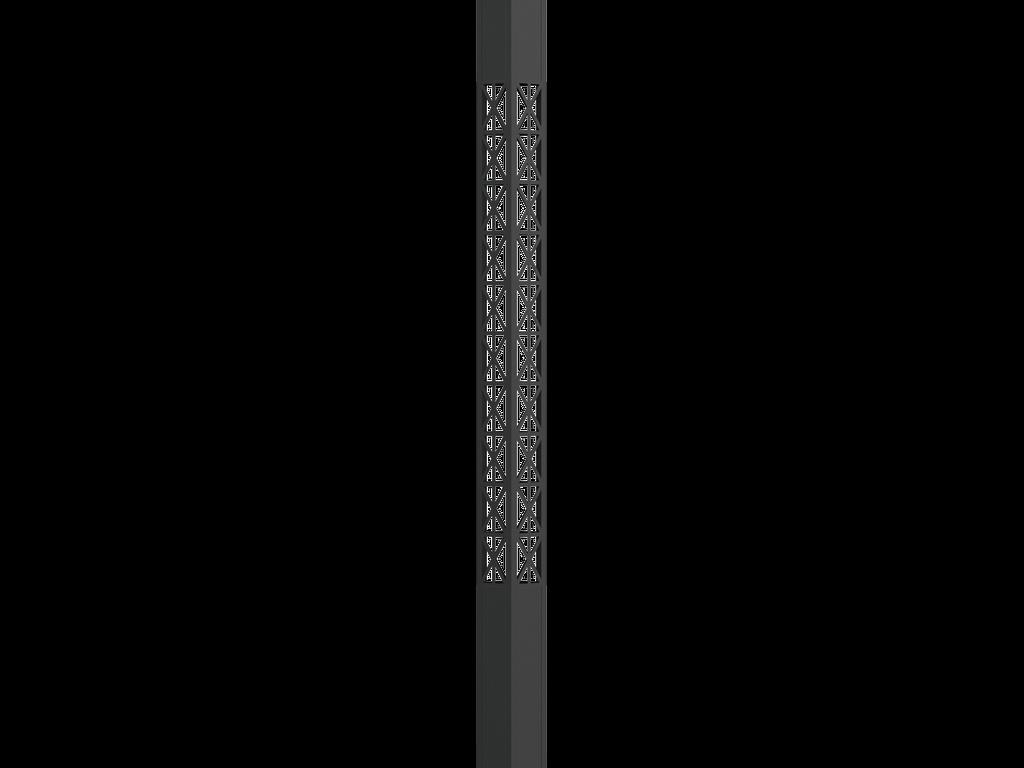 Luminarias de columnas ligeras