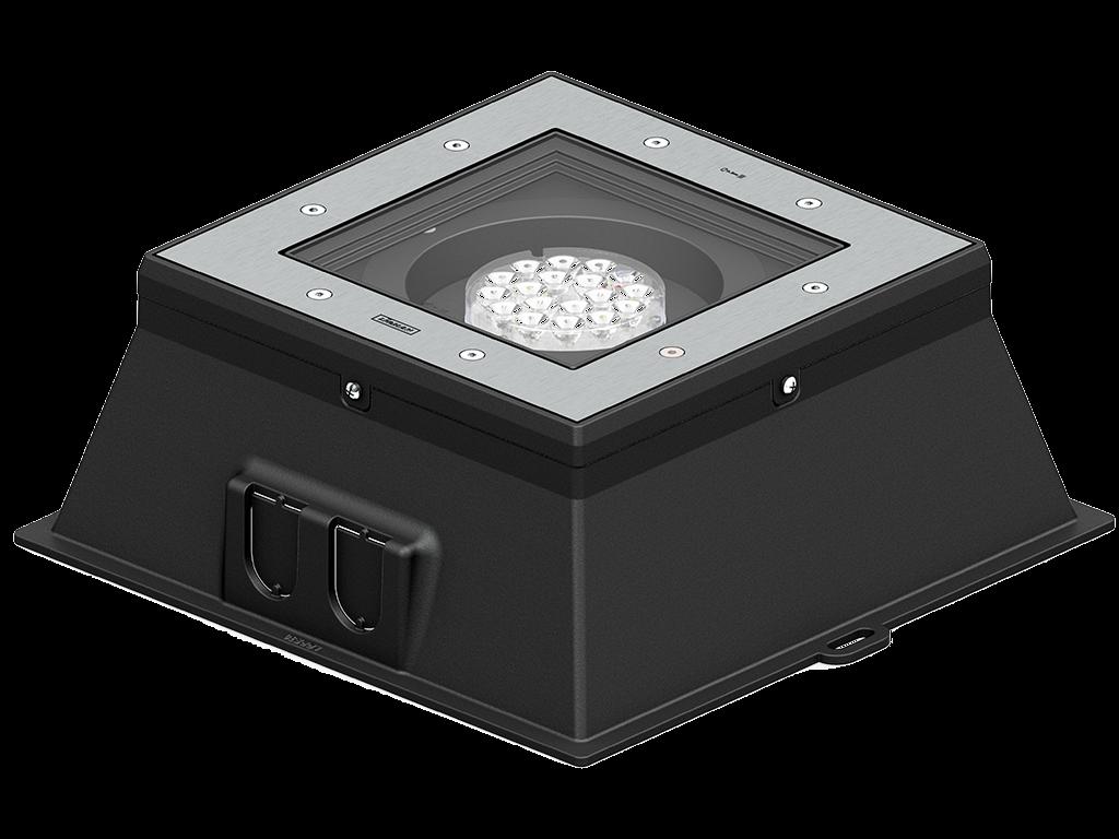 In-ground luminaires