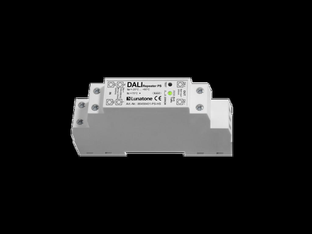Lunatone - DALI Repeater PS - 200mA - DIN rail
