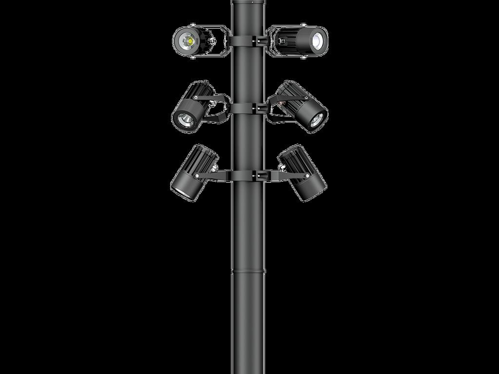 投光灯,泛光灯和立式投光灯