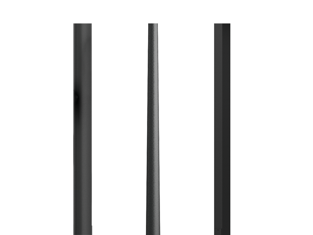Specific poles for products as accessory