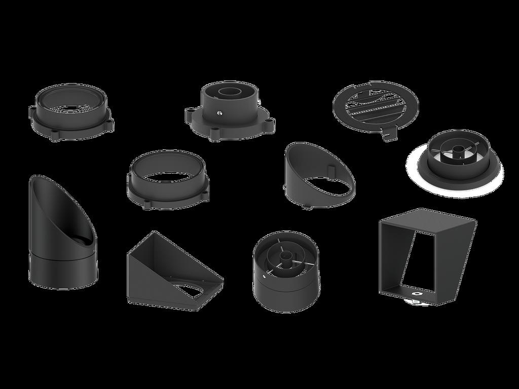 Anti-glare accessories