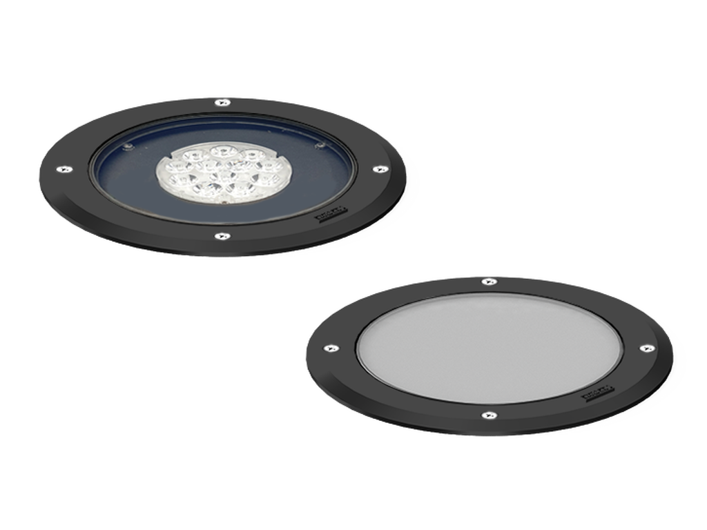 In-ground luminaires