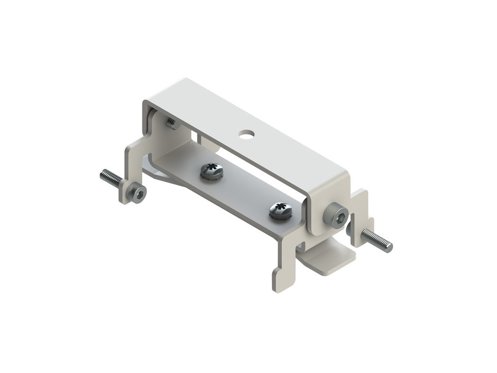 Ceiling-mounting bracket (60 mm profile)