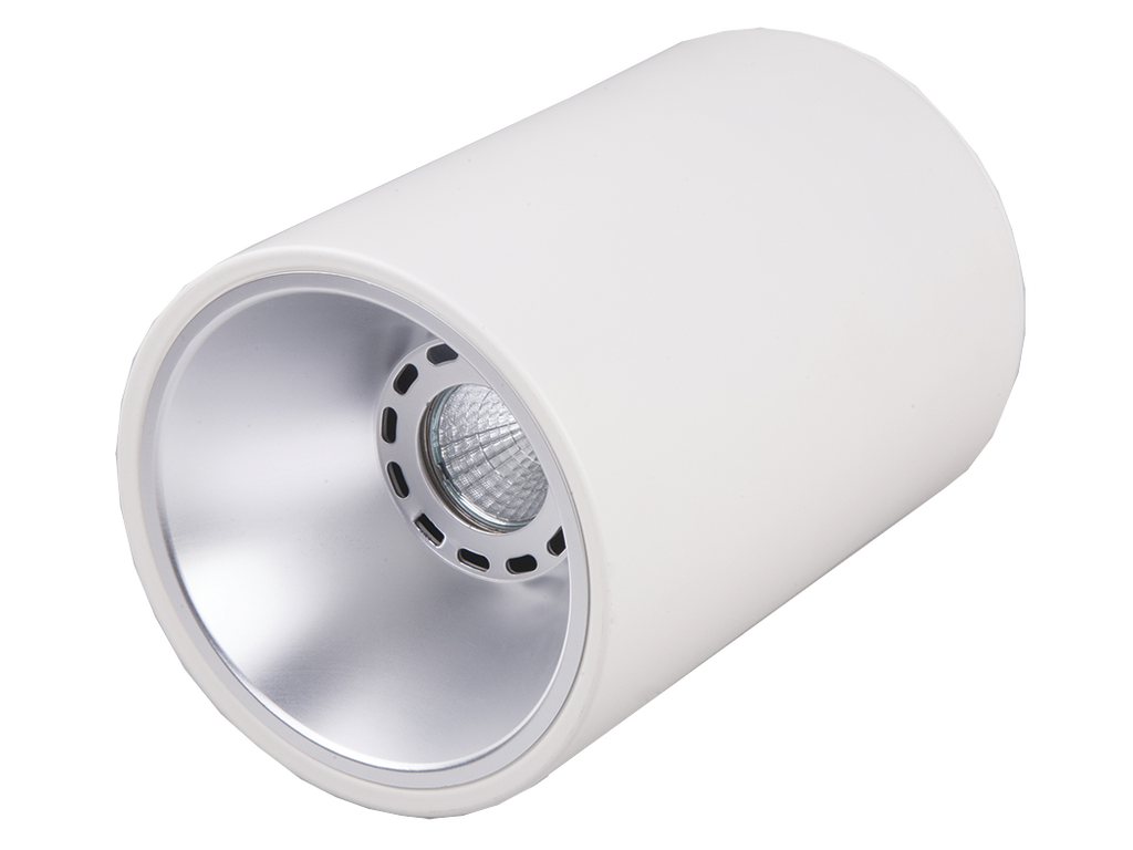 Trim - Surface cylinder (White)