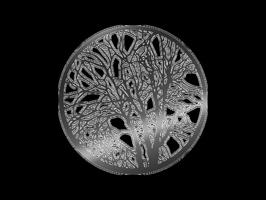 Branches - Metal gobo - E Size