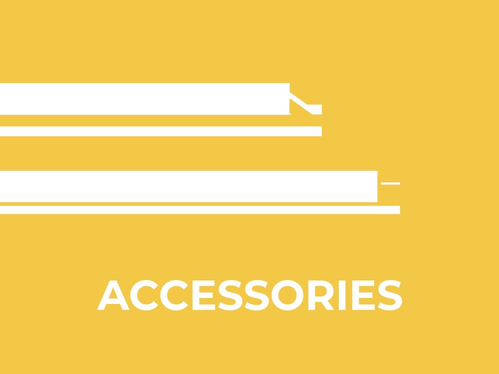 Track accessories