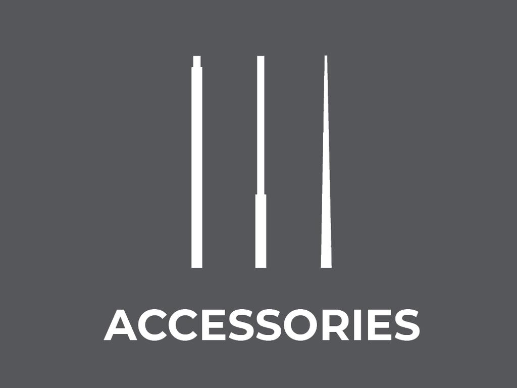 Pole accessories