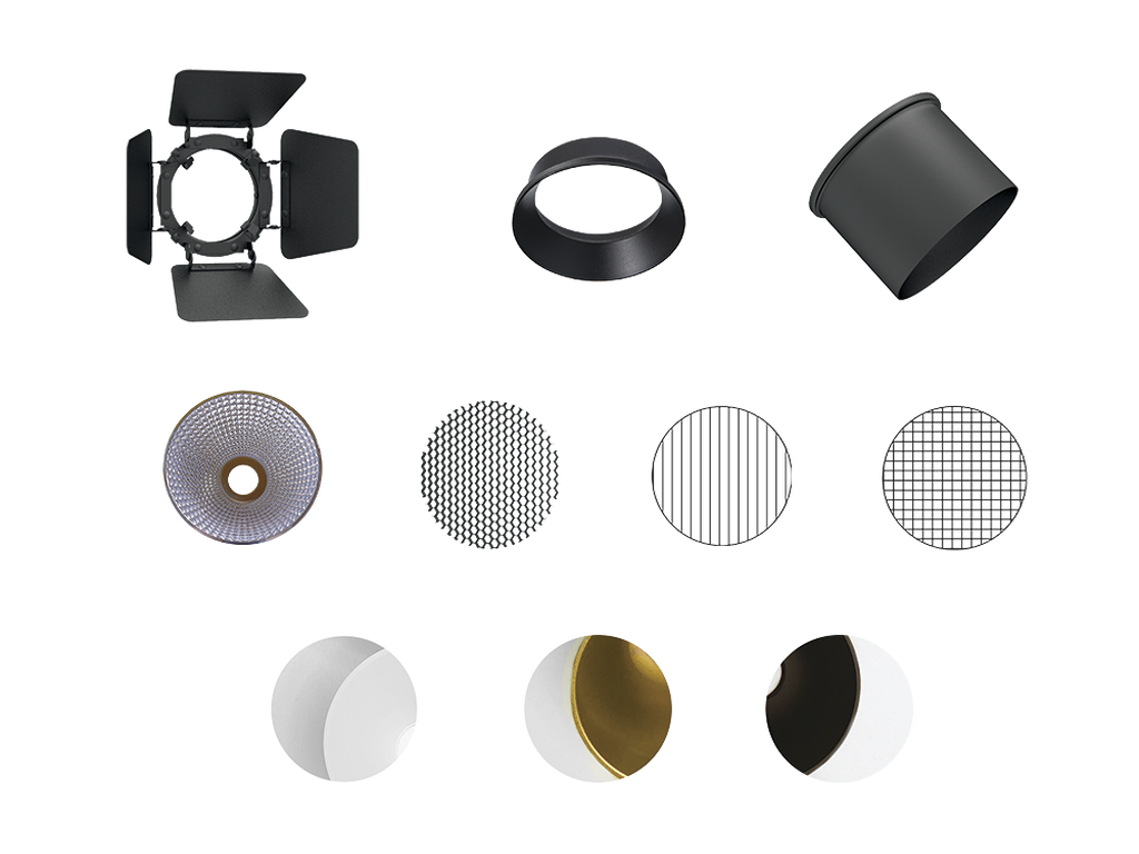 Optical accessories