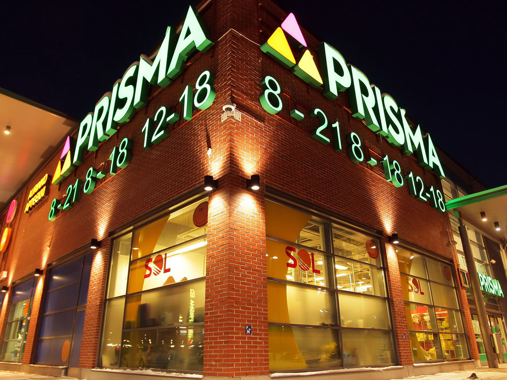 Prisma Shopping Center