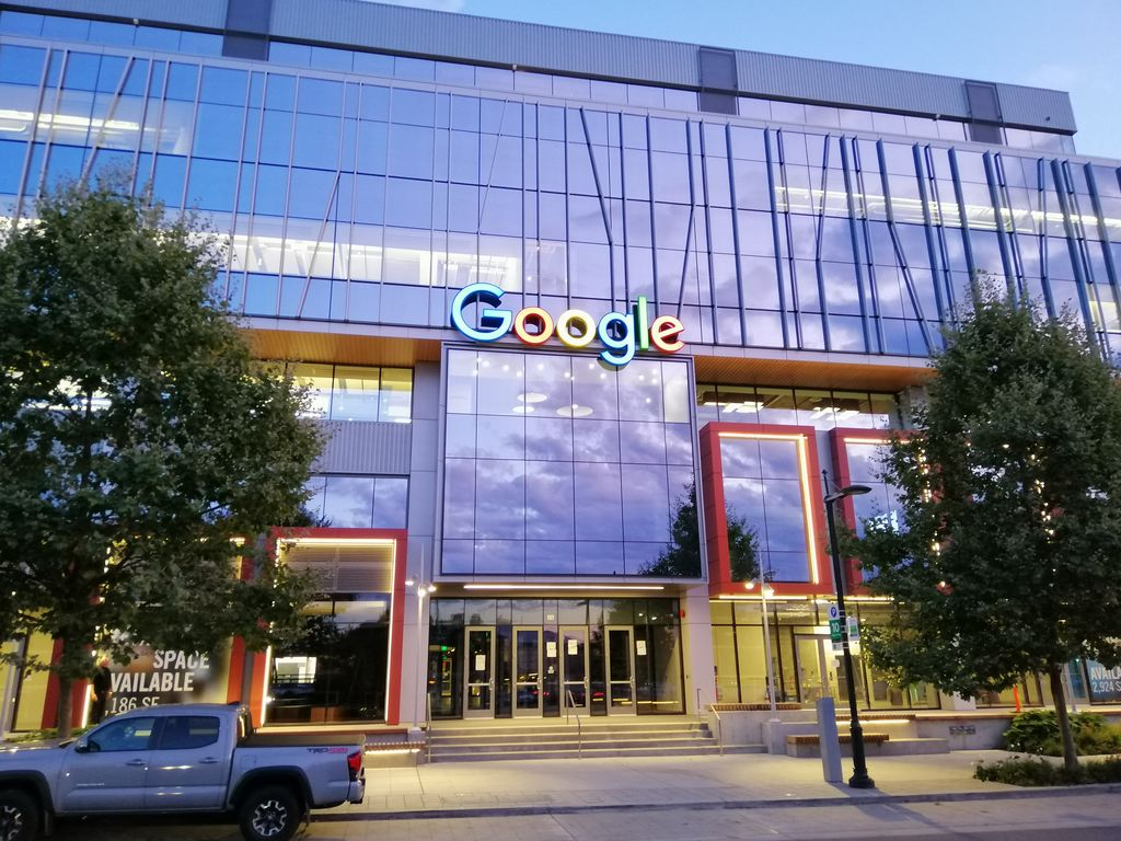 Google's new Seattle offices
