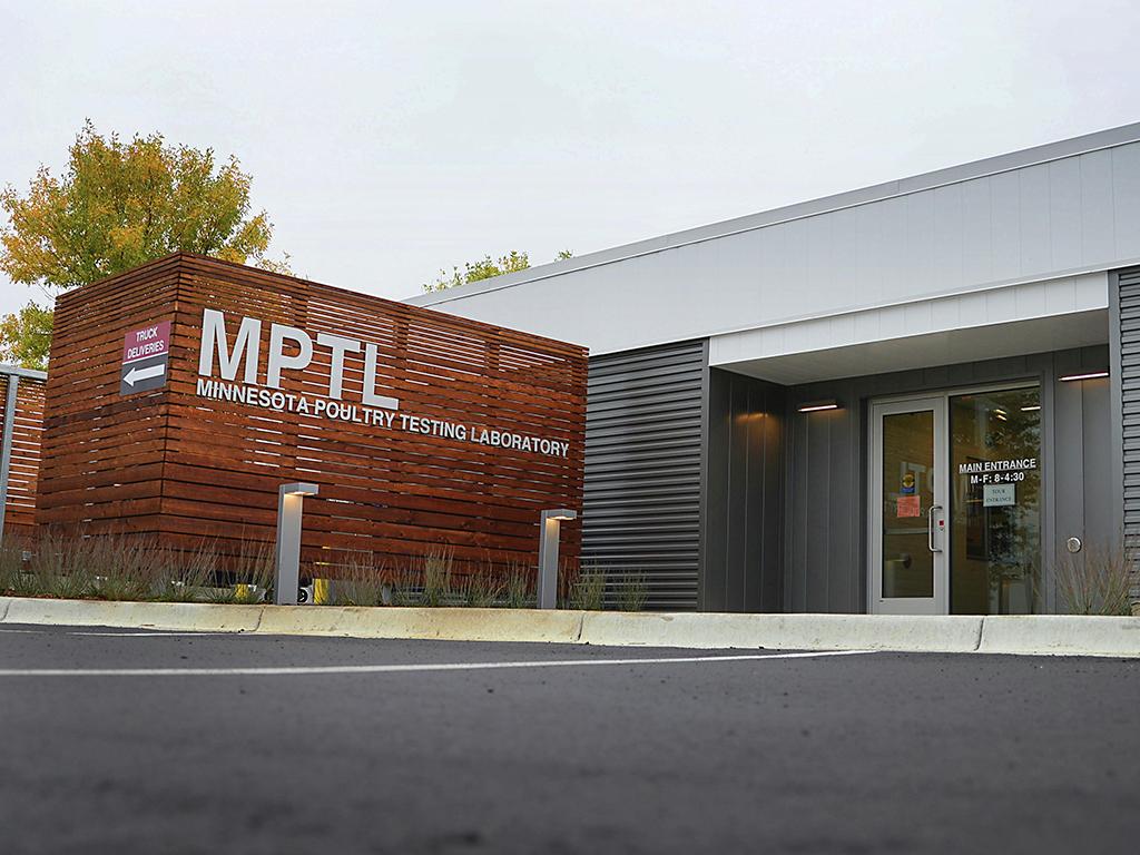 Minnesota Poultry Testing Laboratory